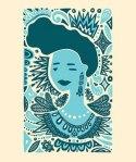 Pompadour-Blue